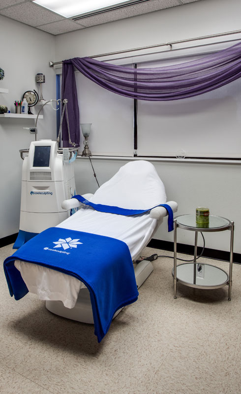 Oasis Med Spa at WSNM Facilities