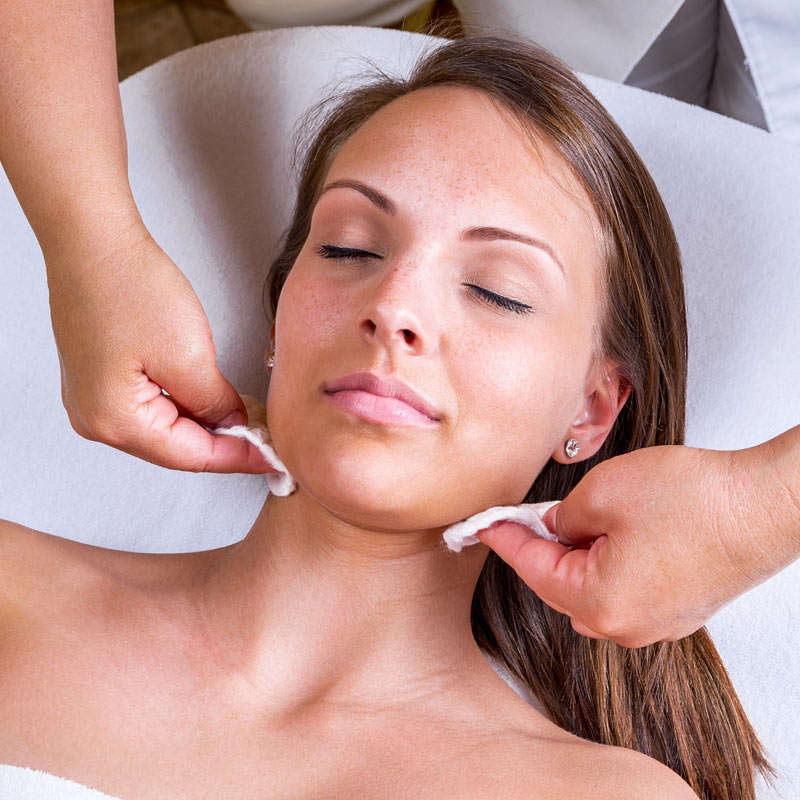 Chemical Peel - Oasis Med Spa - WSNM - Albuquerque, NM