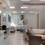 Oasis Med Spa at WSNM Interior