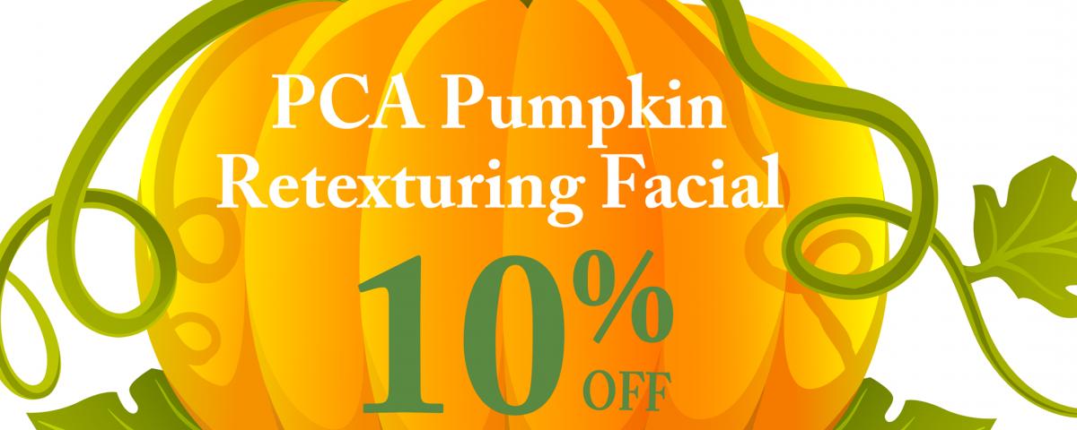 pumpkin facial